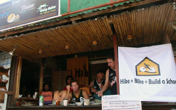 Tribal Cafe in Coron Town