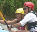 Rafting Davao River's White-Water with Wild-Water Sonny