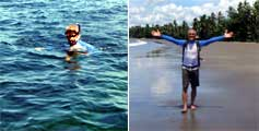 Island Hopping and Snorkeling in Cantilan, Surigao del Sur