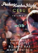 Burning Man on PechaKucha Night at GILT, Cebu