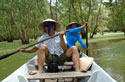 Boatride Through the Mangrove Forest of Tri Ton, Vietnam