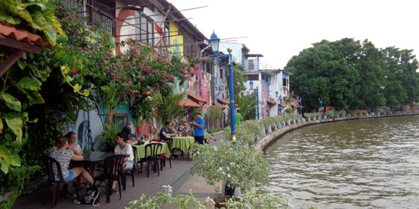 The River Charm of Malacca