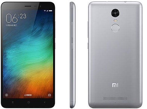 Getting my Xiaomi Redmi Note3 Smart Phone