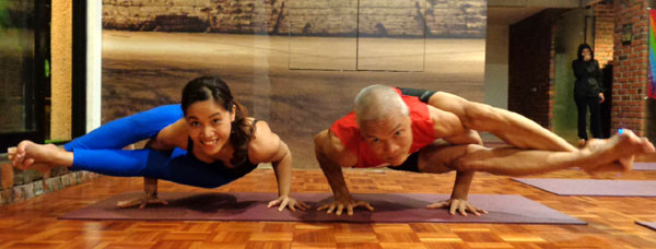 Funky Flow  Yoga with Lora Lorenzo at YogaOneThatIWant Studios