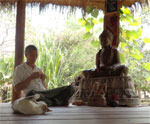 One Day Yoga-Pranayama-Meditation Retreat at Angkor Zen