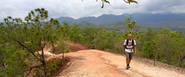 Trekking the Ridges of Pai Canyon