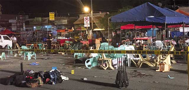 The Blast that Rocked Davao