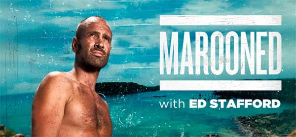 Marooned by Ed Stafford