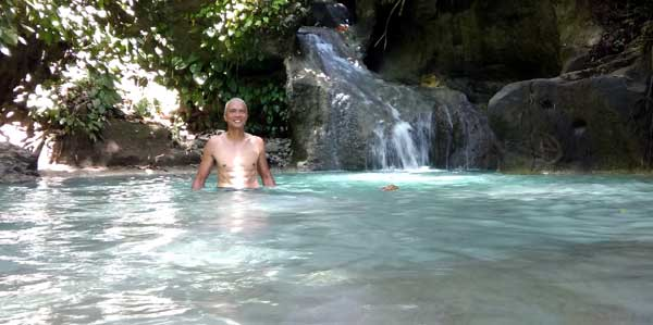 Exploring Tudela and Busay Falls, Camotes Islands