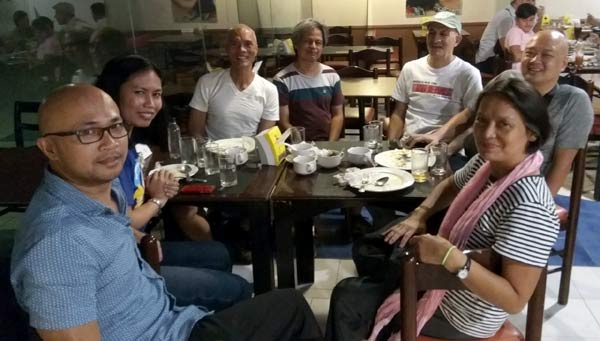 Back to Cebu: Life Coaching and Jeanne