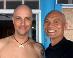 Freediving with Jean Pol Francois of Freediving-Planet