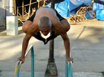 Yoga Calisthenics in Camotes Islands