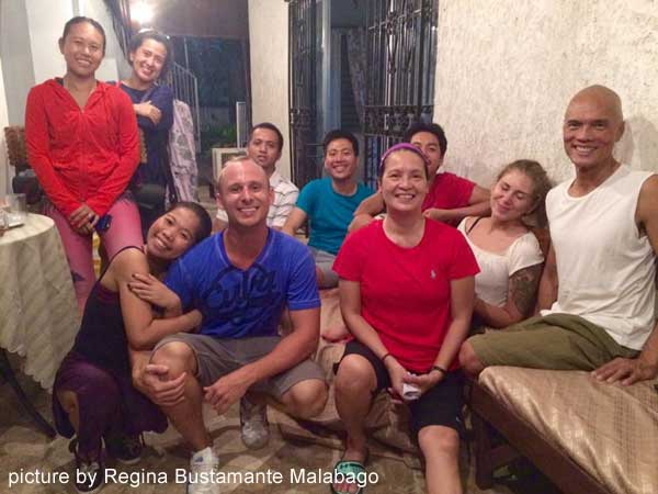 Ashtanga Primary Series Yoga in Cebu