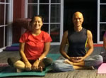 Conducting Yoga, Pranayama and Meditation Classes in Cebu