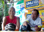 Cycling to View the Tarsier in Corella