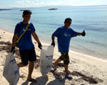 Coastal Cleanup with Plastic Free Bohol