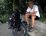 Mountain Bike Ride from Tagbilaran to Loboc