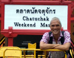Sunday Visit to Chatuchak Weekend Market