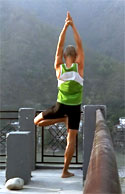 Bouncing Back into Yoga in Rishikesh