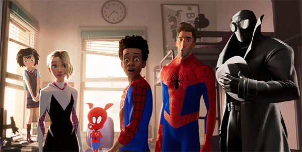 Movie Review: Spider-Man - Into the Spider-Verse (2018)