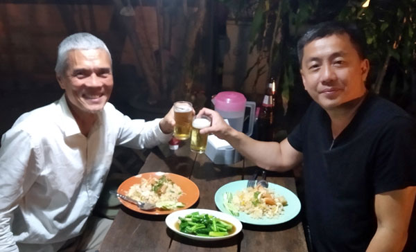Resuming Life in Chiang Mai