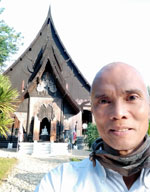 Visiting the Black House of Chiang Rai