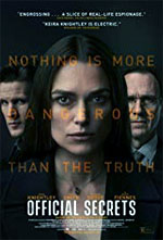 Movie Review: Official Secrets (2019)