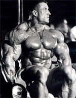 Dorian Yates: 6-time Mr. Olympia