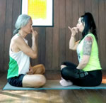 Private One-on-One Yoga Classes with Doriana